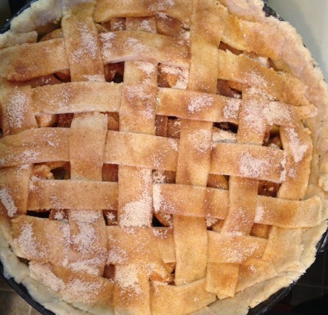Apple Pie-Finish