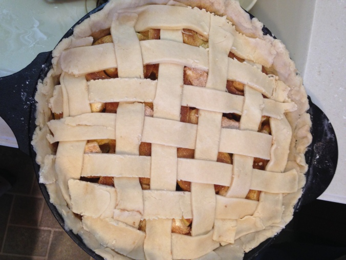 Apple Pie-Weave